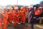 ФБУ «Морспасслужба Росморречфлота» провело  обучение персонала «Экоспас»