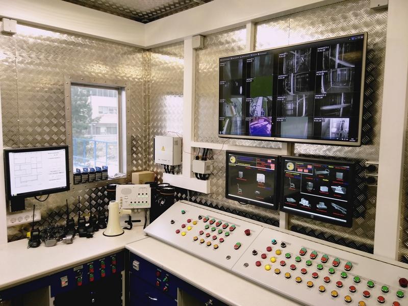 Учебно-тренировочный центр Морспасслужбы получил тренажерный комплекс