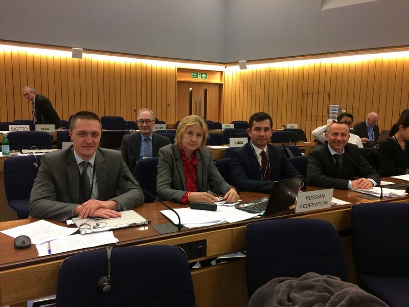 Состоялось второе заседание межсессионной рабочей группы по снижению выбросов парниковых газов с судов
