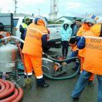 На акватории Керченского пролива проведено учение ЛРН