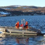 Строительство и обслуживание подводных трубопроводов