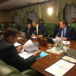Установочное заседание организационного комитета