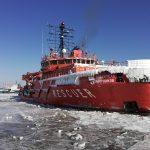 Поисково-спасательная операция в Японском море