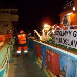 Оказание помощи аварийному судну «Мысхако»