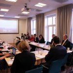 Заседание Эксперной группы в г.Стокгольме