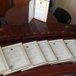 Благодарности от Губернатора Мурманской области