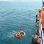 Проведено Бассейновое учение в районе морского порта Туапсе