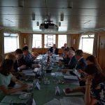 Состоялось 19-е заседание российско-германской Смешанной комиссии по морскому судоходству