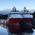 Морспасслужба приобрела два многофункциональных буксирных судна обеспечения
