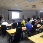 Специалисты ФГБУ «Морспасслужба»приняли участие в тренинге компании Halliburton в г. Дубаи