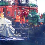 Сахалинский филиал принял участие в бассейновом учении по поиску и спасанию на море