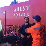 Водолазные работы в порту Мурманск