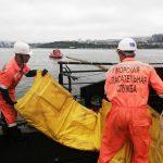 Проведено совместное учение на акватории морского порта Владивосток