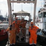 Проведено обучение специалистов по программе «Правила эксплуатации и обслуживания мобильных водолазных спускоподъемных устройств LARS».