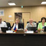 Ежегодная встреча МЕРРАК НОУПАП одобрила направления работы на 2018-2019 г.