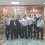 Встреча с представителями береговой охраны Японии.