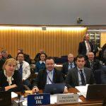 Завершила свою работу 73-я сессия Комитета по защите морской среды