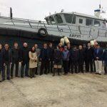 В Корсакове завершила работу XLII встреча российско-американской Группы совместного планирования