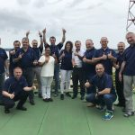 Водолазы ФГБУ «Морспасслужба прошли обучение по программе » tranee offshore air oiving supervisor» (тренинг супервайзеров)