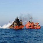 Поисково-спасательная операция в Керченском проливе (продолжение)