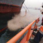 Ликвидация последствий загрязнения нефтепродуктами в п. Владивосток