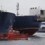 Тренировочные учения на акватории морского порта Мурманск