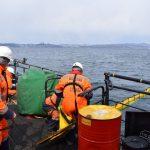 На акватории морского порта Владивосток проведено совместное тренировочное учение
