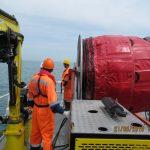 Учение на акватории морского порта Кавказ