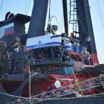Учение на акватории Охотского моря