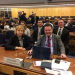 Cостоялось пятое заседание Межсессионной рабочей группы по сокращению выбросов парниковых газов с судов