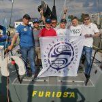 Команда Морспасслужбы заняла 1 место в восьмой Международной балтийской регате «Кубок Усть-Луги» 2019