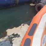 Ликвидация загрязнения на акватории п. Владивосток