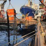 В свой профессиональный праздник спасатели Приморского филиала ликвидировали аварийный разлив топлива