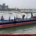 На акватории морского порта Ростов-на-Дону прошли учения спасателей