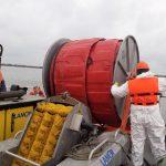 Спасатели провели тренировочные учения на акватории порта Керчь