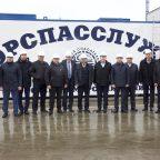В Новороссийске прошел сбор директоров филиалов Морспасслужбы