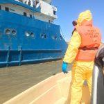 Спасатели Каспийского филиала провели экстренную медэвакуацию