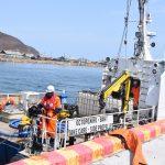 В морском порту Ольга приморские спасатели ликвидировали условный разлив топлива