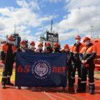 На «Сейвале» прошел День открытых дверей, посвященный 65-летию Морспасслужбы