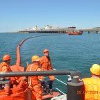 На акватории морского порта Туапсе прошли учения ЛРН