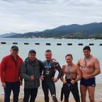 Спортсмены Морспасслужбы заняли призовые места в престижных соревнованиях пловцов на открытой воде