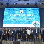 На Форуме RAO/CIS Offshore было подписано трехстороннее Соглашение по морской и водолазной медицине
